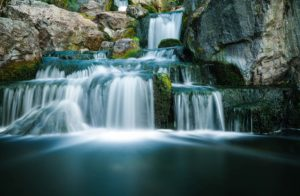 Consciously Living - Your Wellness Directory - waterfall