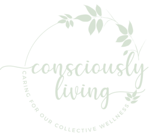Consciously Living - Your NZ Wellness Directory - Logo